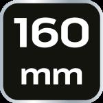Съемник изоляции регулируемый 1000V, 160 мм