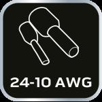 Съемник изоляции автоматический, диапазон 0,5 - 6 мм2