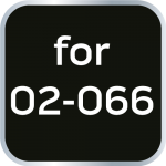 Лезвия для зенковки 02-066, 3 шт.